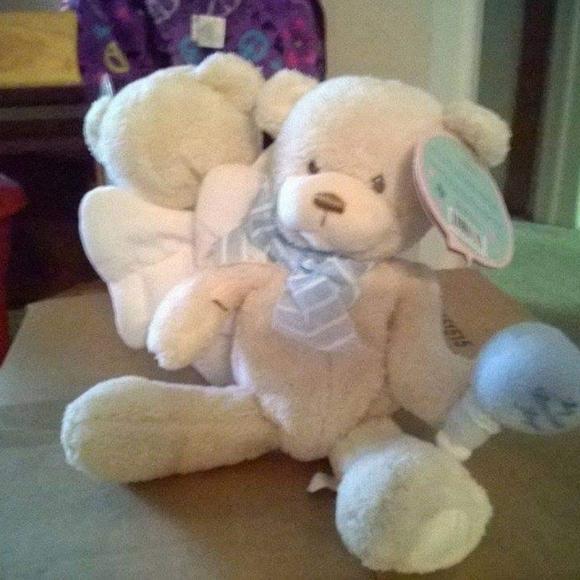 Teddy bear rattles